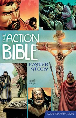 BLOG The Action Bible Easter Story
